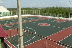 Покрытие спортивных помещений согласно стандартам